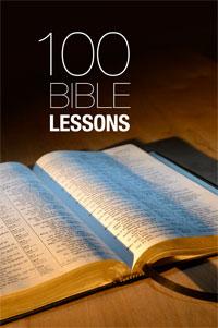 100 Bible Lessons - Discipleship Evangelism