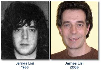 James Lisi 1983, James Lisi 2008