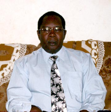 Pastor/Dr. Moses Okecha
