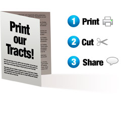 Print our Tracts!